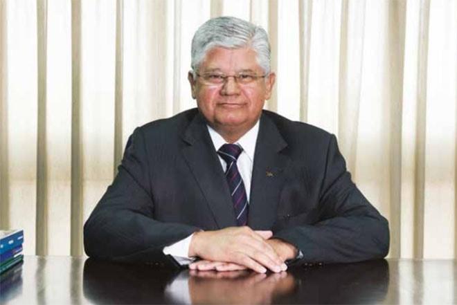 Clésio Andrade.