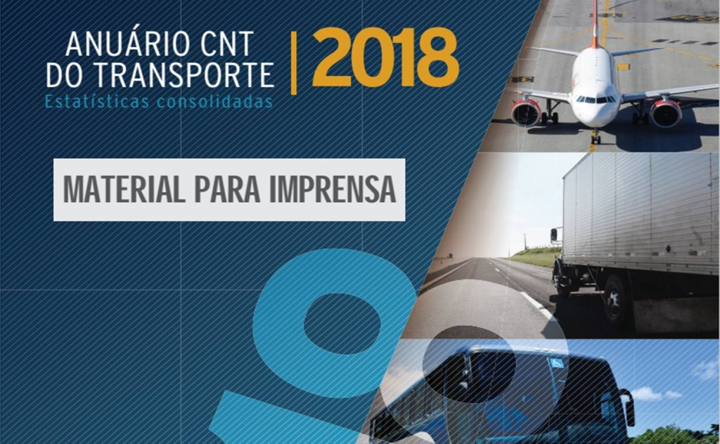 ANUÁRIO DO TRANSPORTE CNT 2018