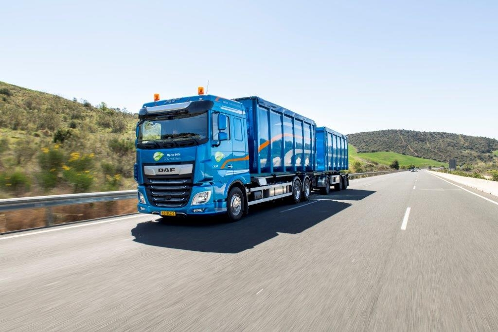 "DAF XF105 é eleito ""Fleet Truck of the Year 2019""."